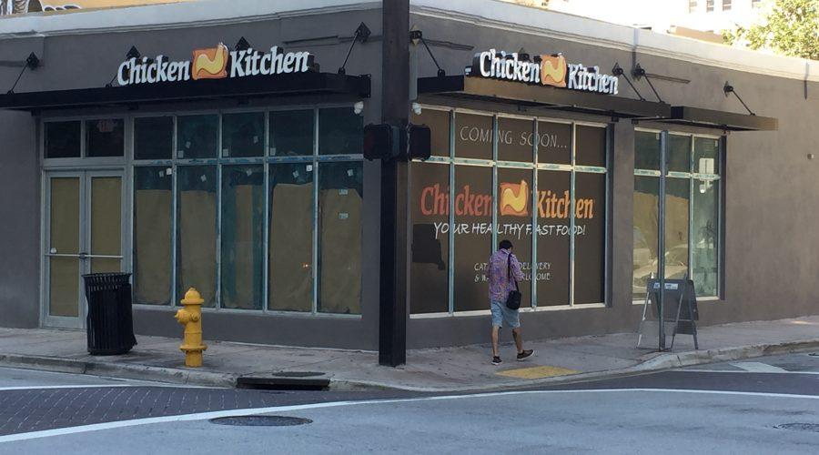 Chicken Kitchen Signs Miami