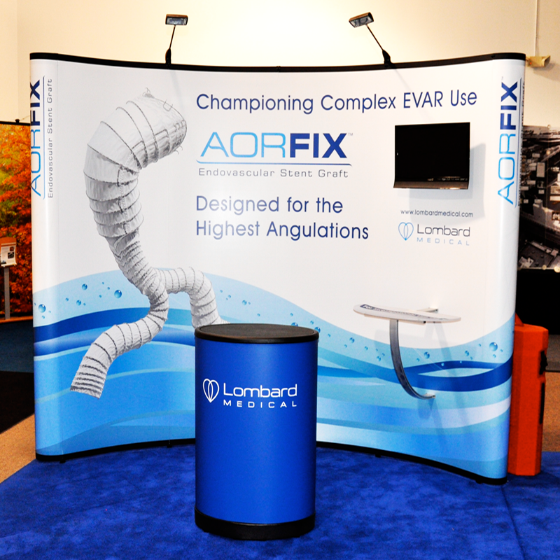 AorFix™ Trade Show Display from Binick Imaging in Miami