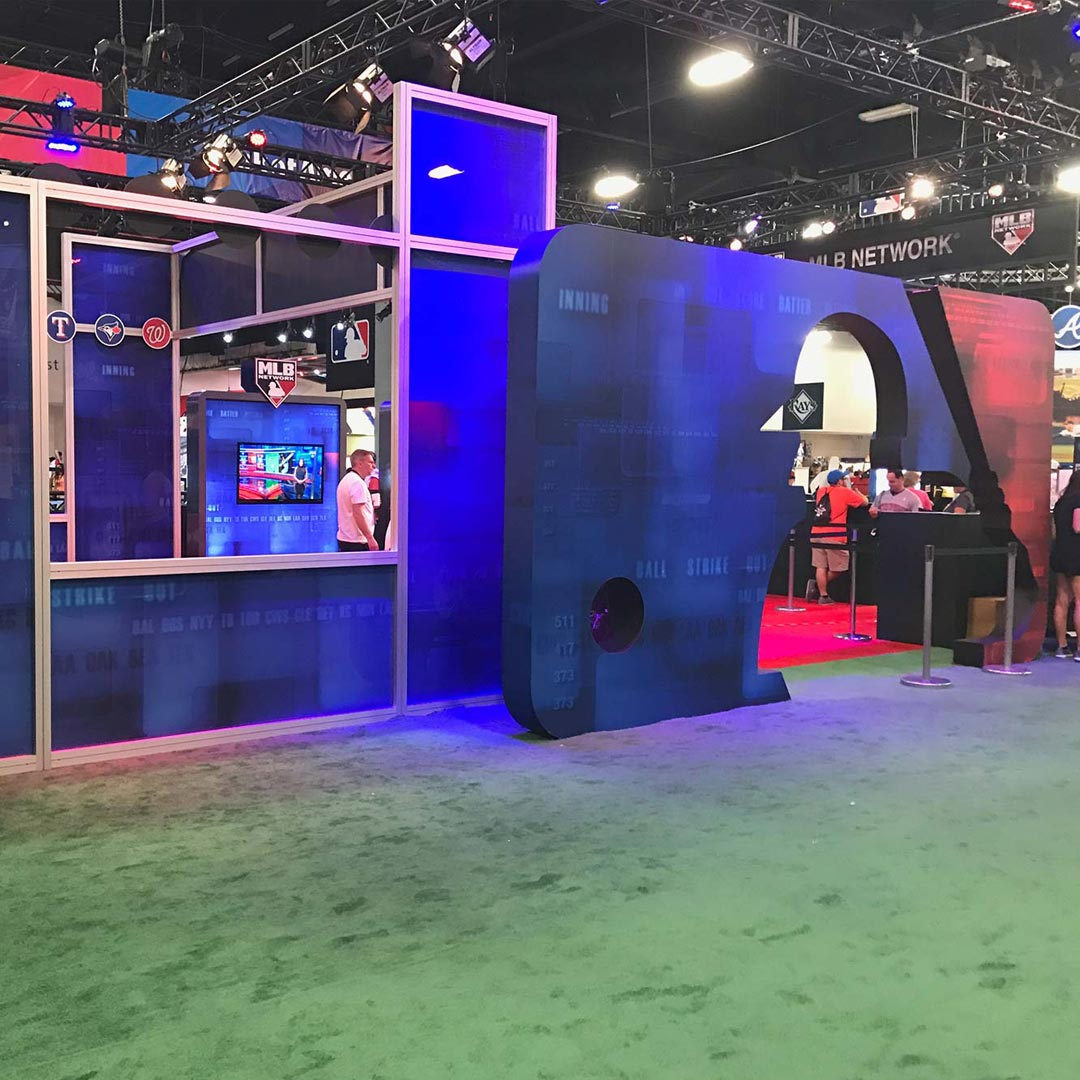 MLB Network Event Graphics from Binick Imaging
