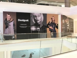 Desigual Barricade Graphics from Binick Imaging