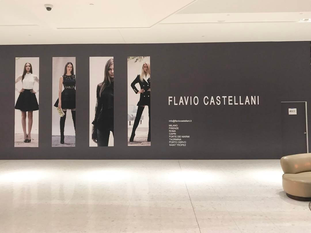 Flavio Castellani Barricade Graphics from Binick Imaging in Miami