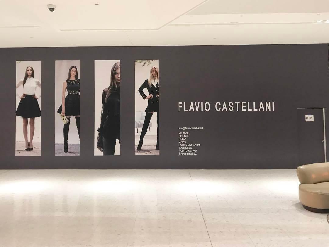 Flavio Castellani Barricade Graphics from Binick Imaging in Miami
