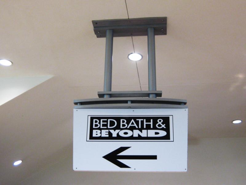 Bed Bath & Beyond Sign