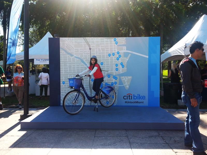 Citi Bike Step and Repeat 2