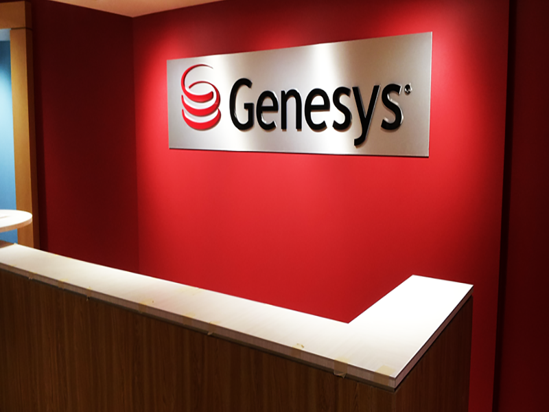 Genesys Dimensional Letters