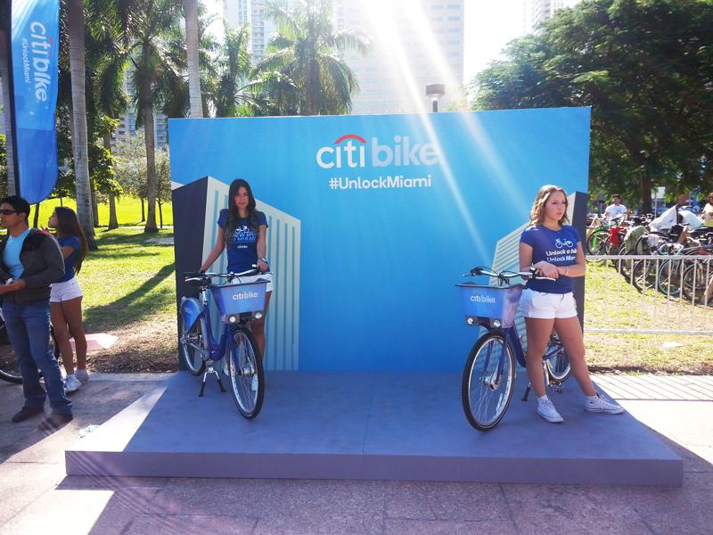 Citi Bike Step and Repeat